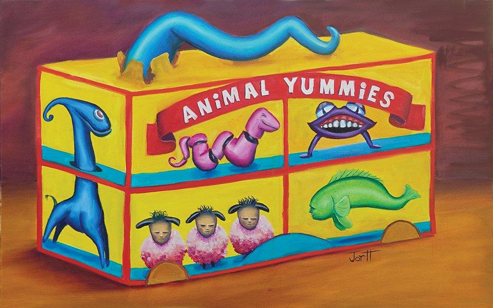 Animal Yummies