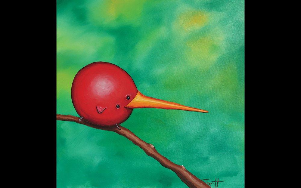The Festival Bird