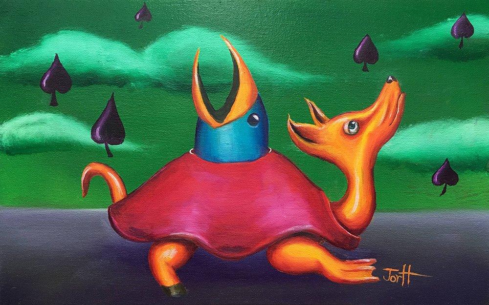 The Mock Turtle